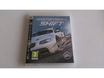 - Need for Speed Shift PS3 -