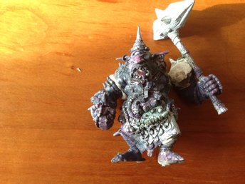 Warhammer  Fantasy Age of Sigmar /Troll of the Behemoth