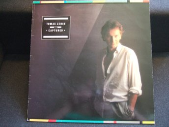 LP - TOMAS LEDIN. Captured. 1983