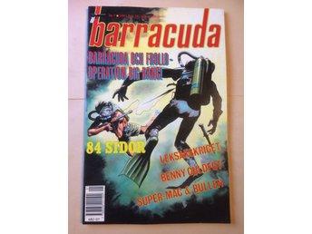 Javascript är inaktiverat. - Odensbacken - Barracuda nr 1 från 1991I läst men väldigt bra skick.Samfraktar - Se mina andra objekt! - Odensbacken