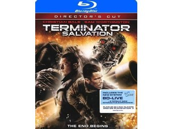 Terminator (2009) - Salvation (Director's Cut) (Blu-ray)
