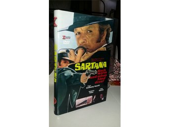 Sartana - Limited Hardbox - X Rated