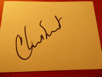 Autograf: Chad Smith i Red Hot Chili Peppers!