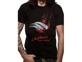 NIGHTMARE ON ELM STREET - BLADES  T-Shirt 2Extra-Large