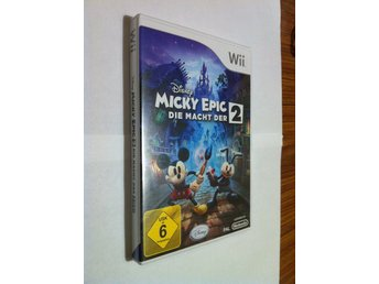 Wii: Disney's Epic Mickey 2 (II)