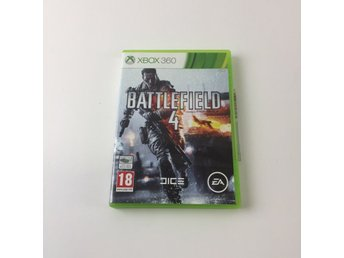Battlefield 4, TV-Spel, Xbox 360, Action