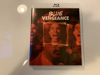 Blue Vengeance (Vinegar Syndrome, US Import, Regionsfri)