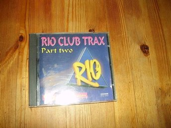 RIO CLUB TRAX PART TWO CD