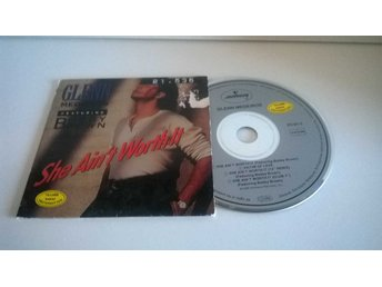 Glenn - She ain't worth it, single CD