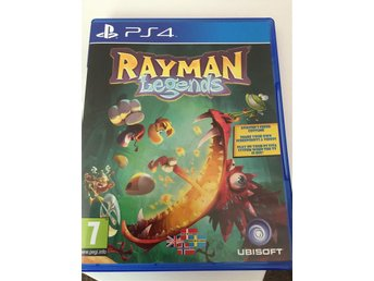 Rayman Legends PS 4 - Malmö - Rayman Legends PS 4 - Malmö