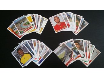 Panini FIFA World Cup 2010 stickers