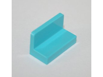 LEGO - Panel - 1x2 - Medium Azure - 4618647 - 4865