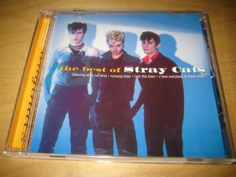 STRAY CATS - THE BEST OF STRAY CATS.