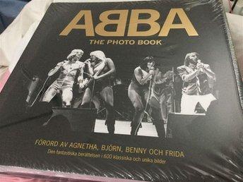 ABBA THE PHOTO BOOK - Halmstad - ABBA THE PHOTO BOOK - Halmstad