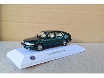 Saab 900 V6 1994 - 1:43 - Editions Atlas