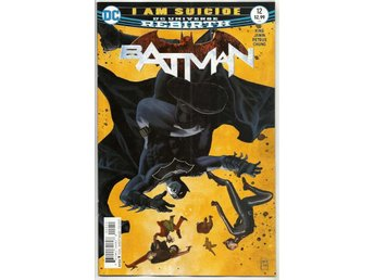 Batman 3rd Series # 12 NM Ny Import