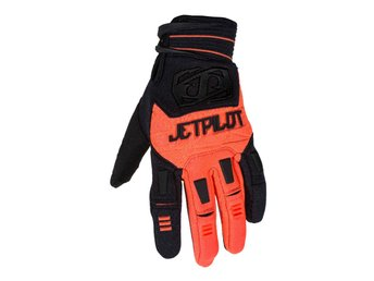 Jetpilot Matrix Race Glove Vattensporthandskar Svart/Orange S