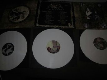 MOrbid - Year OF The Goat VIT vinyl 200 ex (entombed morbid)