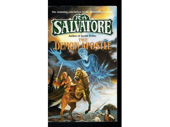 R.A. Salvatore - The demon apostle (På Eng)