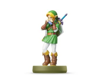 Amiibo Figurine - Link Ocarina of Time (Zelda Collection) - Amiibo