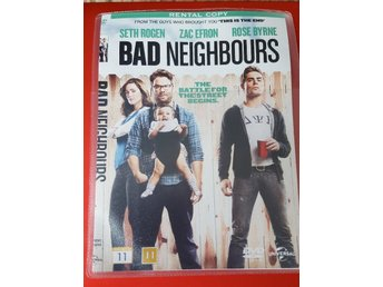DVD Bad Neighbors (FRAKTFRITT)