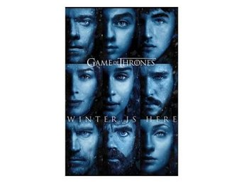 Game Of Thrones Affisch Winter Is Here 209
