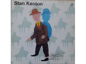 Stan Kenton title* Stan (Dard) Kenton* Jazz LP Poland