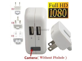 iPhone Adapter - spionkamera 1080p - Motion detector