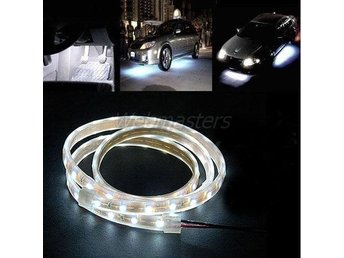 LED-strip 2 st - Vit