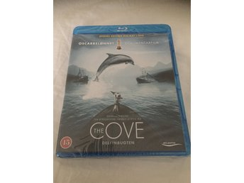 The Cove Blu-Ray