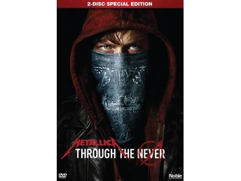 Metallica: Through the never (2 DVD)
