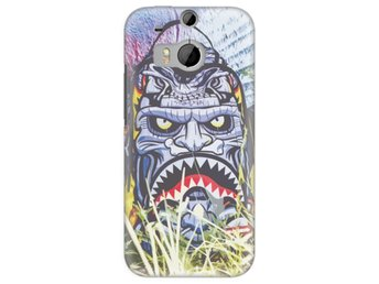 HTC One M8 Skal Tribal Mask