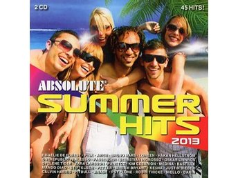 Absolute Summer Hits 2013 (2 CD)