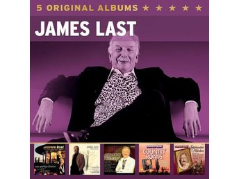 Last James: 5 Original Albums (Import) (5 CD)