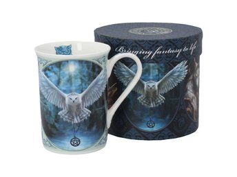 "Mugg ""awaken your magic"" by Anne Stokes"