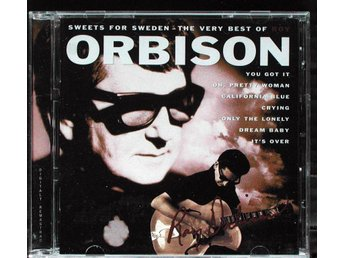 ROY ORBISON - SWEETS FOR SWEDEN - THE VERY BEST OF