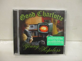 Good Charlotte - The Young And The Hopeless - FINT SKICK!
