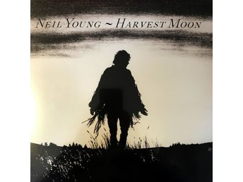 NEIL YOUNG - HARVEST MOON 2-LP GATEFOLD