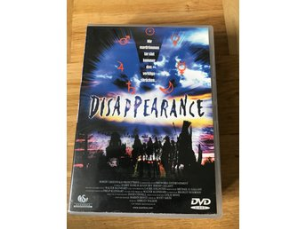 Disappearance  DVD