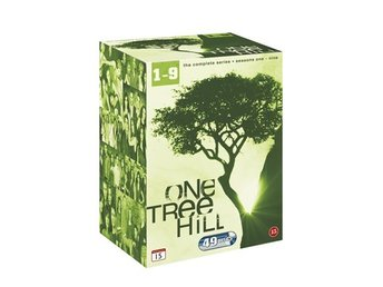 One Tree Hill / Complete collection (49 DVD)