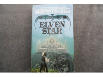 Elven Star (The Death Gate Cycle, Volume 2) by Margaret Weis , Tracy Hickman