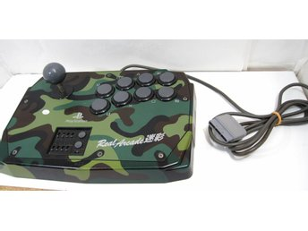 Hori Real Arcade Meisai Stick till Playstation PS1 PS2