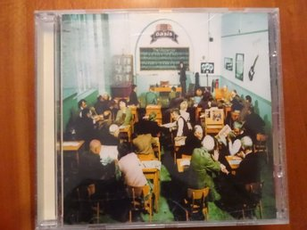 Oasis The Masterplan CD toppskick
