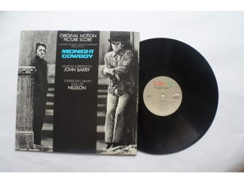 ** Midnight Cowboy -  Original motion picture soundtrack  - Barry - Nilsson **