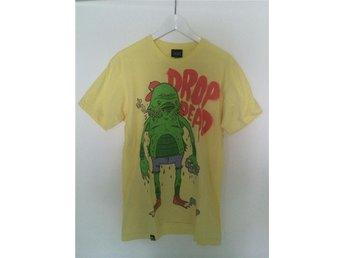 DROP DEAD - T-Shirt - Skate/Surf Kläder - Sifferbo - DROP DEAD - T-Shirt - Skate/Surf Kläder - Sifferbo