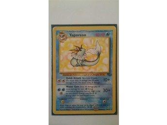Pokémonkort: Vaporeon [Jungle] - Hova - Pokémonkort: Vaporeon [Jungle] - Hova