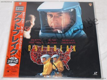 OUTBREAK - WIDESCREEN JAPAN LD