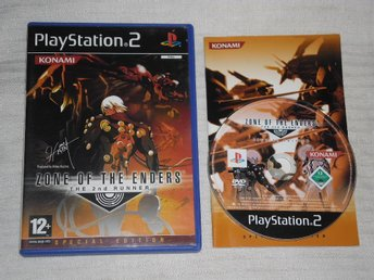 PlayStation 2/PS2: Zone of the Enders 2