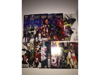 A-force 1-10 Complete (2016) 149sek!!!