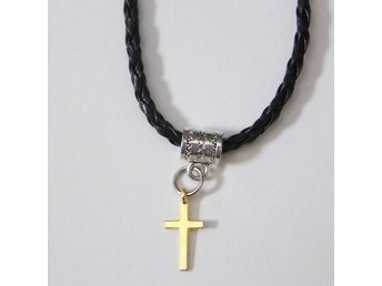 Kristenkor halsband / Cross necklace